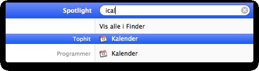 find-ical