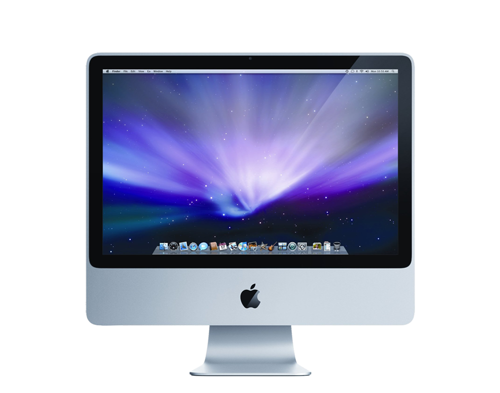 iMac 20 tommer reparation lavminmac v1