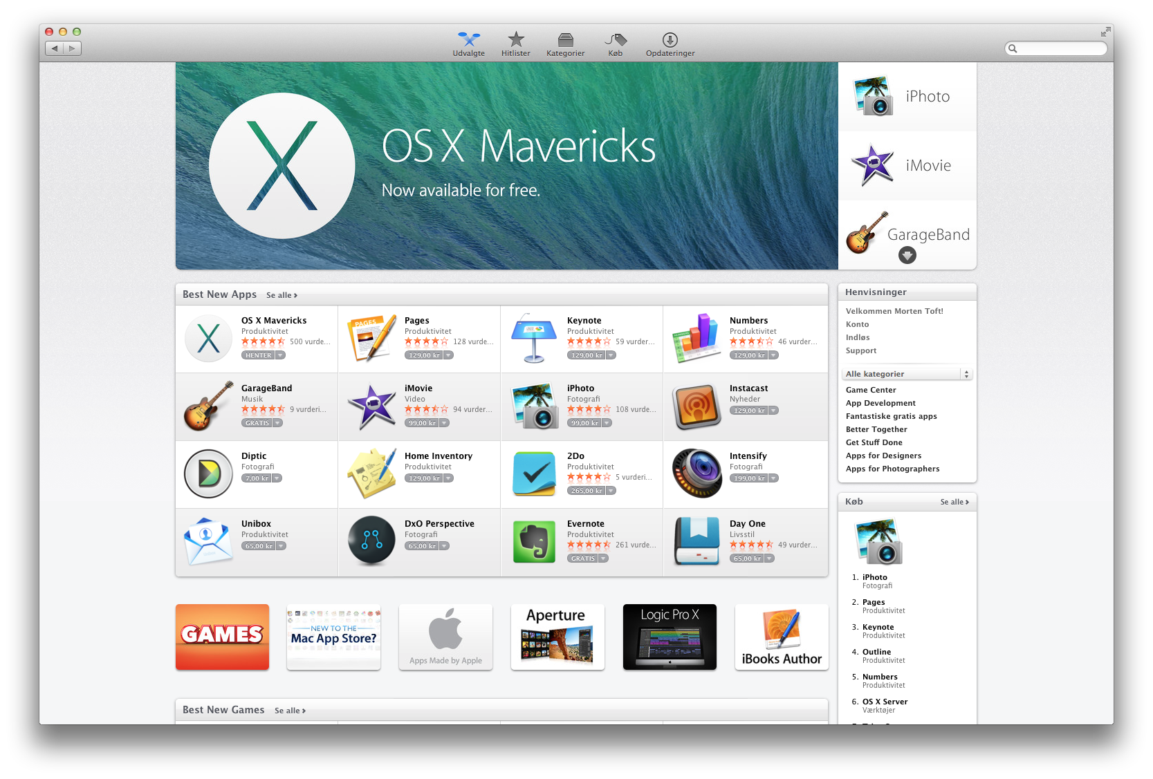 mavericks-i-app-store