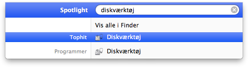find-diskvaerktoj-finder