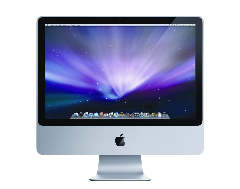 iMac 24 tommer reparation lavminmac v1