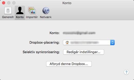 Mere plads paa min Mac 2