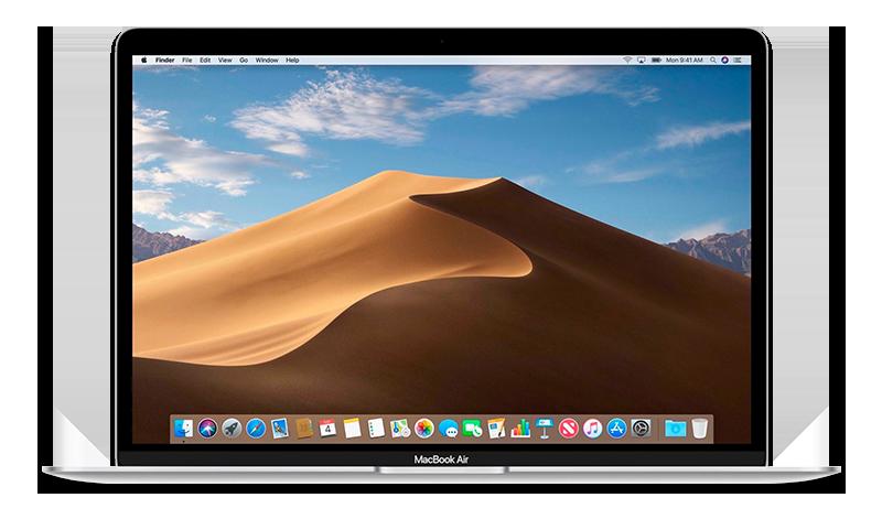 MacBook reparation