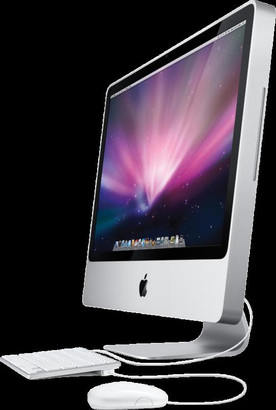 "iMac 24"" Reparation"