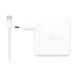 Apple USB-C Stroemforsyning 87W Original