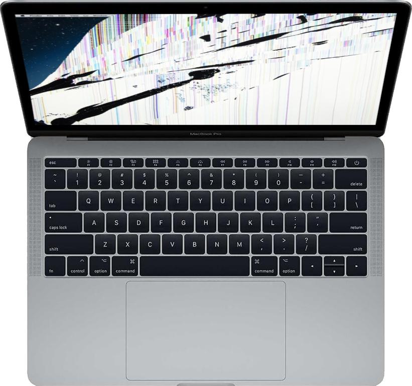 MacBook Skærm reparation